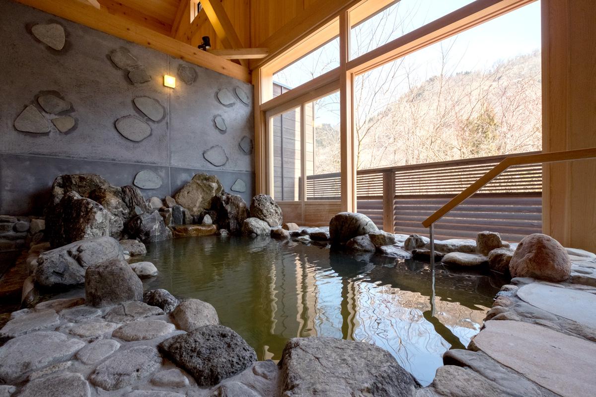川の湯岩風呂